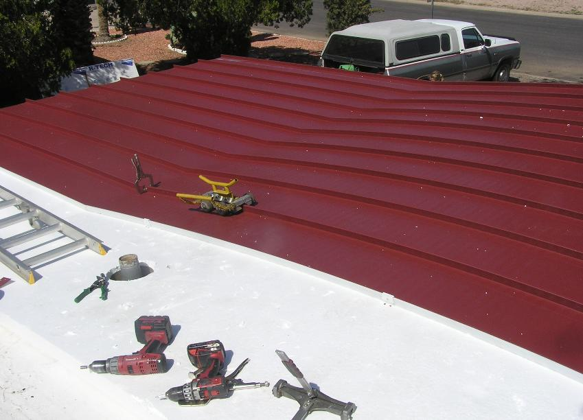 Metal Mobile Home Roof Vinyl Home Siding Green Metal
